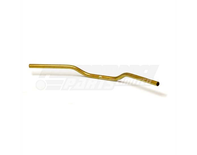 LSL Superbike - medium rise 22.2mm aluminium handlebar, Gold