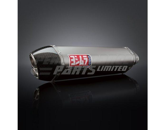 Yoshimura Titanium TRC-D Slip-On - Race (removable Baffle)