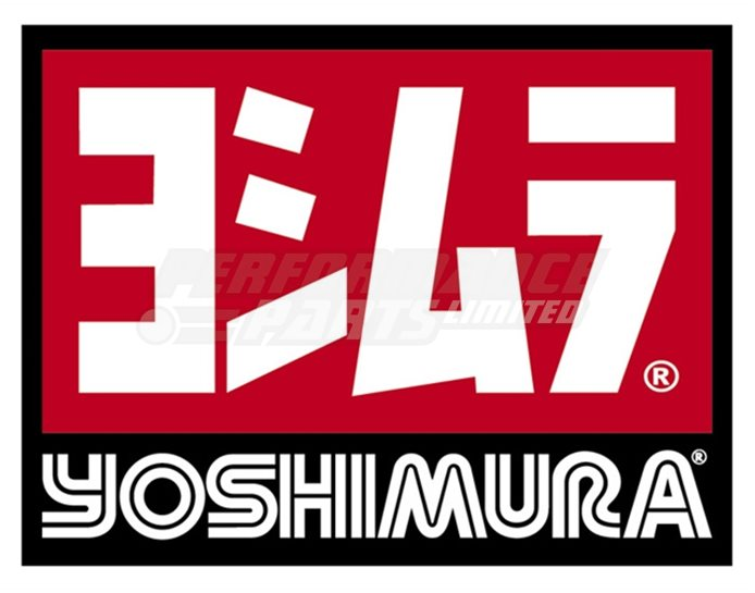 Yoshimura Large Van Sticker (3ft x 2ft)
