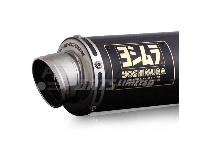 Yoshimura Japan GP-Magnum Full System With Carbon Silencer - Race