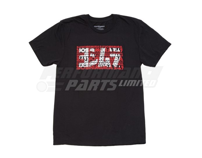 Yoshimura Multi T-Shirt - Black - Medium