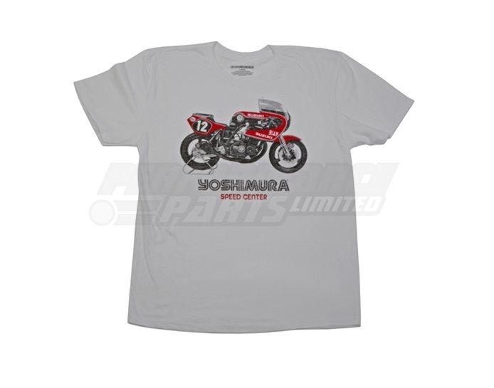 Yoshimura Endurance T-Shirt Cement - Medium