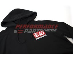 192072-S - Yoshimura Logo Pullover Hoody - Black - Small (select size below)