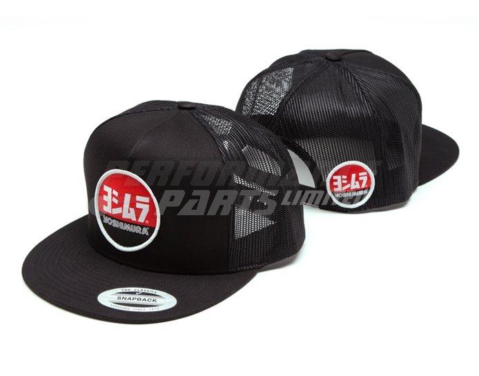 Yoshimura IG Snapback Trucker Hat