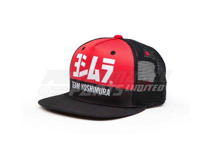 Yoshimura Racing Spirit Snapback Trucker Hat