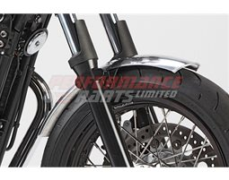 506A05018 - LSL aluminium front mudguard, 500mm long, 18 inch wheel fitment