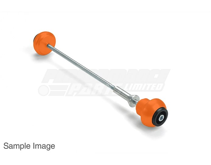 LSL Classic Front Axle  Protector, Orange (other colours available)