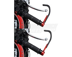 697-002-1600 - Yoshimura Brake Lever Guard - Red (Other Colours Are Available) - (16mm)