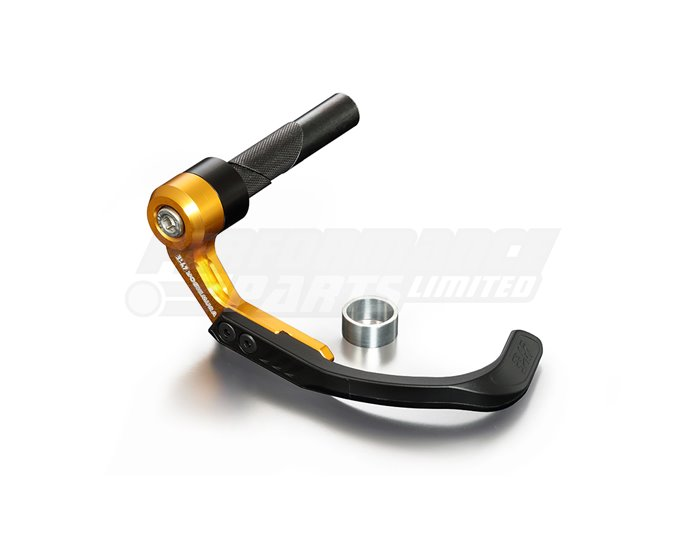 697-002-6600 - Yoshimura Brake Lever Guard - Gold (Other Colours Are Available) - (16mm)
