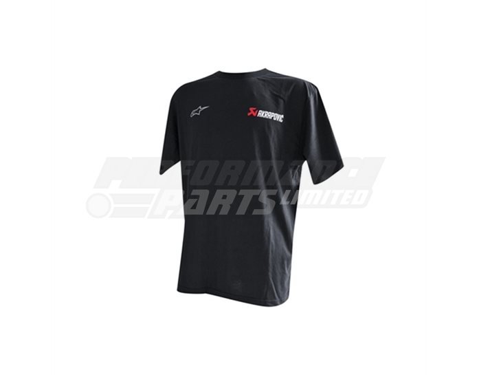 Akrapovic-Alpinestars T-shirt, size S