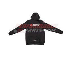 801527 - Akrapovic-Alpinestars HOODIE (Heavy Fabric), size XS (select size below)