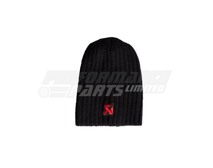 Akrapovic Heavy Knit Beanie Hat
