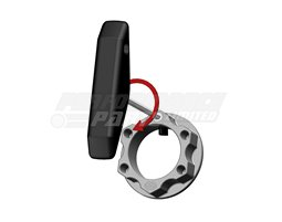 ACMA-22-10-B - Gilles ACMA Locking Top Yoke Nut - Black (Other Colours Available)