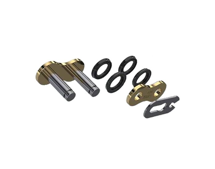 AFAM ARS Connecting link, semi press fit clip type, for A428MX-G chain