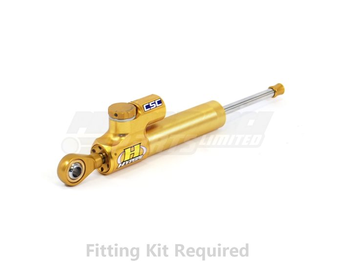 Hyperpro Damper CSC (Constant Safety Control), 75 mm, Gold, other colours available