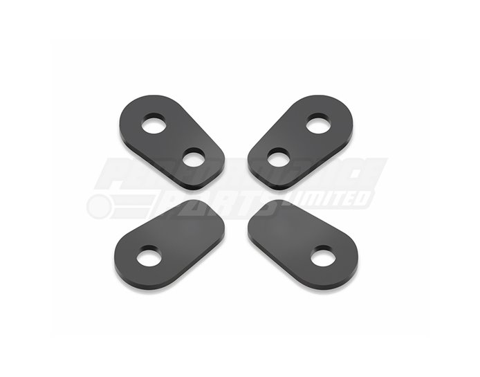 Rizoma Rear Indicator Bodywork Adapter, pair