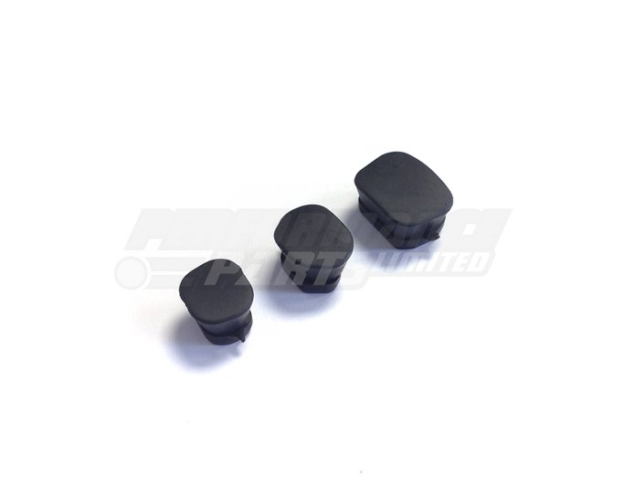 Gilles Rubber Insert Kit (for use with Gilles Touring footpegs)