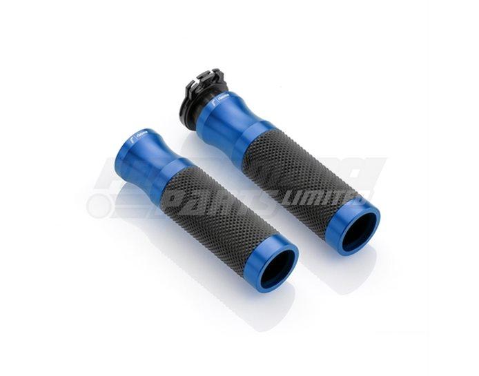 GR205U - Rizoma Grips, Sport, Blue