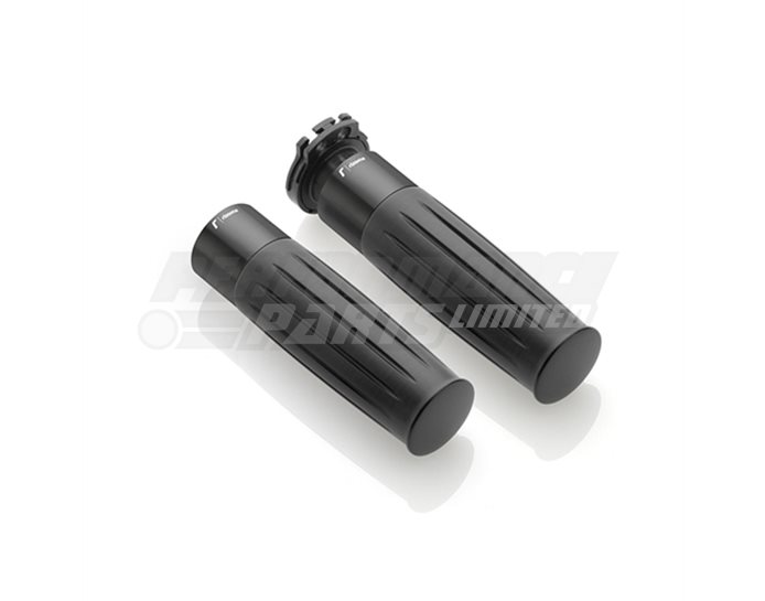 Rizoma Grips, Legend, Black