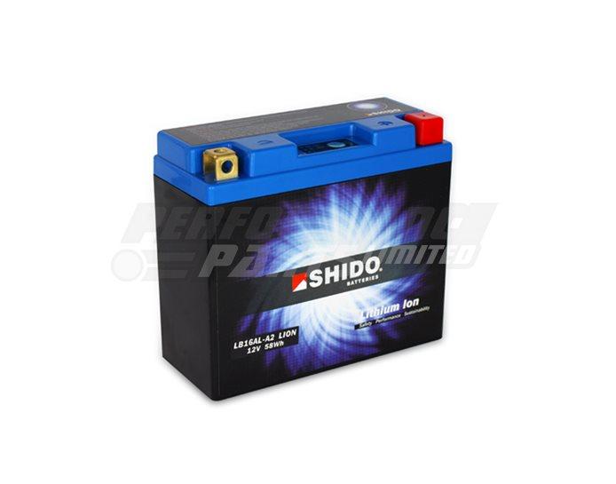Shido Lithium Battery LB16AL-A2-LION