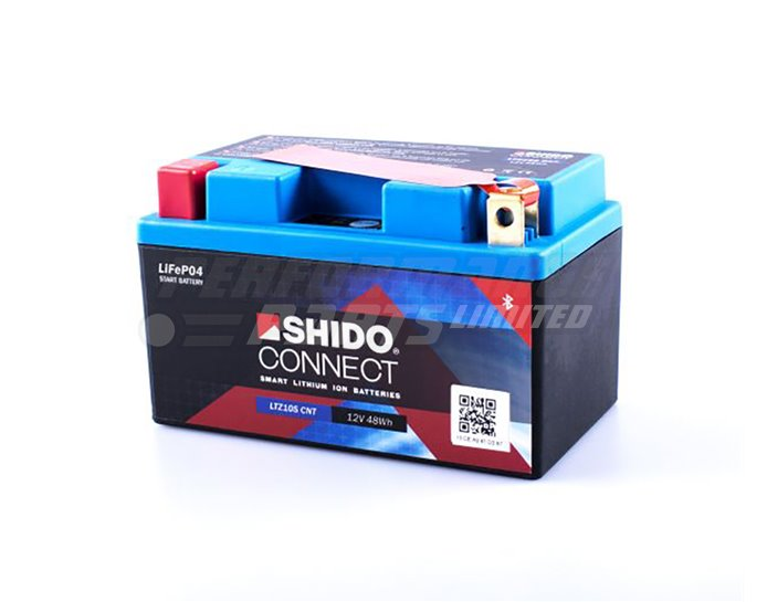 Shido Connect Lightweight Lithium Battery