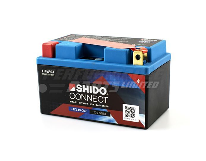 Shido Connect Lightweight Lithium Battery
