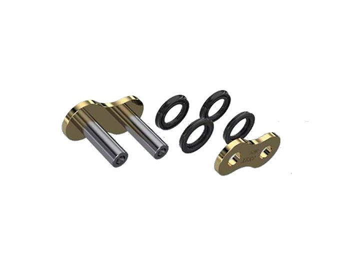 AFAM MRS Connecting link, soft head, hollow pin, for A525XMR3 chain
