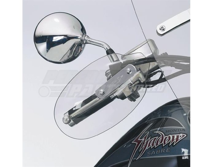 National Cycle HAND-DEFLECTOR Kit - Very Light Tint