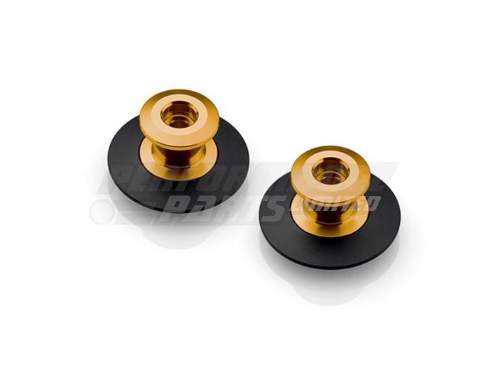 SC010G - Rizoma Paddock Stand Adapters, M6 thread - Pair