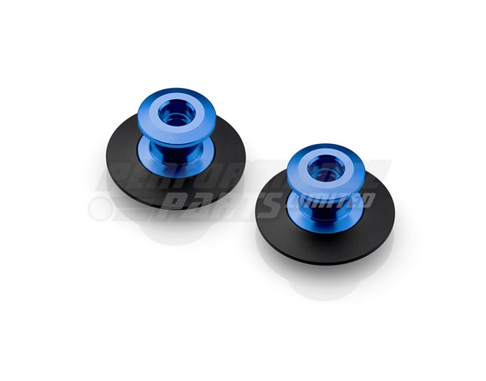 Rizoma Paddock Stand Adapters, M8 thread - Pair
