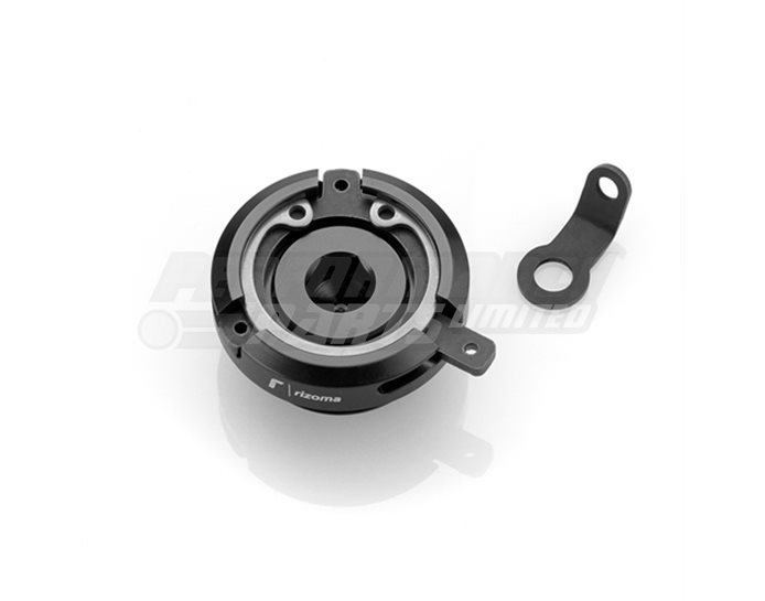 Rizoma Engine Oil Filler Cap, Black, other colours available
