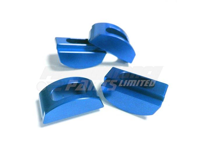 Gilles Optional VCR Coloured Insert Kit - Blue