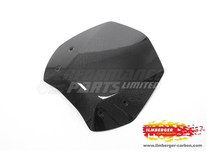 Ilmberger Carbon Windshield