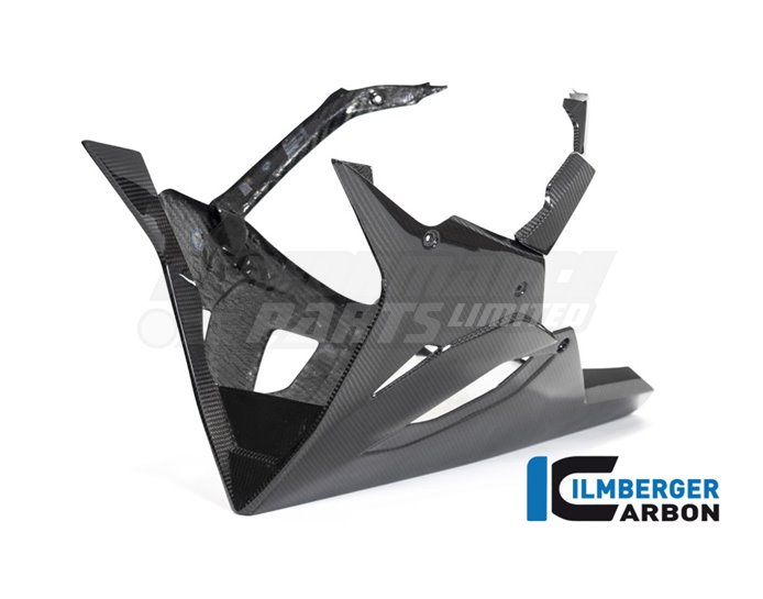 Ilmberger Carbon Bellypan (For Use With Full Racing Exhaust)