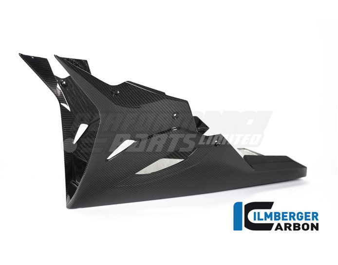 Racing Carbon Bellypan (Can Only Be Installed With Racing Carbon Fairing Side Panels) - Suitable for S1000RR & M1000RR